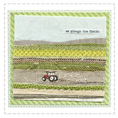 Fabric Cards, Fabric Postcards, Machine Embroidery Projects, Machine Embroidery Applique, Embroidery Designs, Landscape Art Quilts, Landscapes, Free Motion Embroidery, Contemporary Embroidery