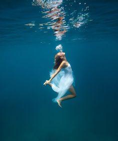 Foto subaquática