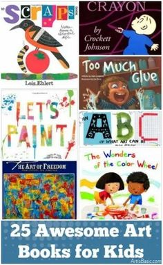 Latinx Heritage Month Art Books – Art is Basic   An Elementary Art Blog Art Books For Kids, Childrens Books, Art For Kids, Kid Books, Kids Fun, Preschool Books, Kindergarten Art, Hand Kunst, Children's Literature