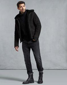Men/'s New Look Veste en Jean Tailles Taille S S Cordon Col-Neuf avec étiquettes