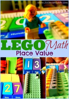 Lego Math Science Kids