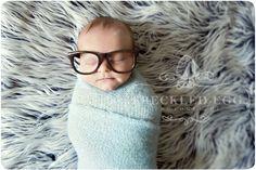 newborn photo Freckled Egg Photography