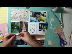 In Your Pocket Tuesday (ScrapsbyJen) - YouTube