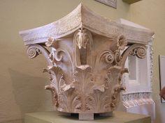 Grecia-Capitel-Museo de Epidauro 16