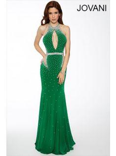 Jovani 2015 Prom Dresses Green