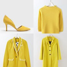 """With the popularity of La La Land the search for """"Yellow Dress"""" has gone through the roof. See my pick of the best yellow fashion available now on the high street"""