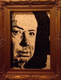 Hitchcock Mosaic