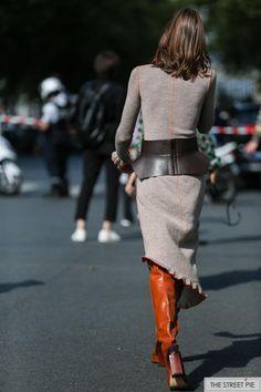 Outside Dior / Paris Fashion Week SS18