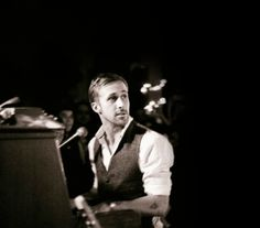 Sometimes I wish Ryan Gosling would quit acting and just make more music but I think I am in a small club.