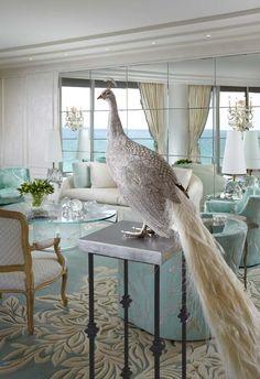 Geoffrey Bradfield | Luxury Interior Design | St. Regis, Bal Harbour INSPIRATION