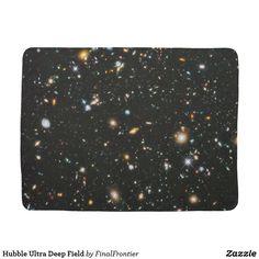 Hubble Ultra Deep Field Stroller Blanket