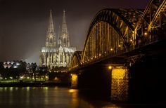 """The Cologne cathedral or """"Kölner Dom"""" is one of the most iconic landmarks in Germany, possibly in all of Europe."""