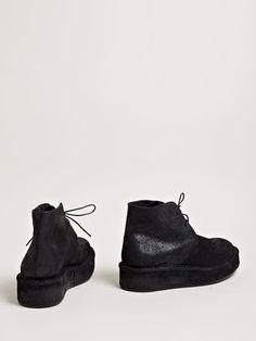 Barny Nakhle Men's Blister Hi-Top Platform Shoes