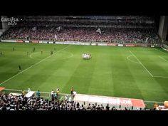 Torcida grita o nome dos jogadores - Atlético 3x0 Colo-Colo (Libertadores 2016) - YouTube