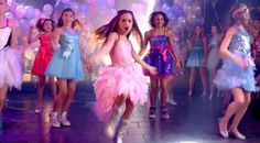 "Mackenzie's ""It's A Girl Party"" Official Music Video"