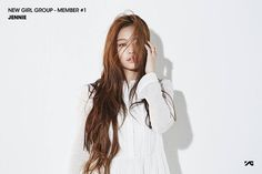'YG Entertainment' Reveals First Image Teasers Of 'Jennie Kim' For New Kpop Girl Group