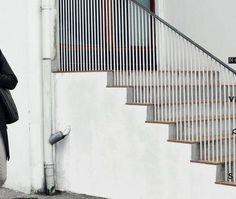 Nærmer meg trappa jeg ønsker meg..