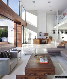 Contemporary Residence at Beverly Hills | Afflante.com