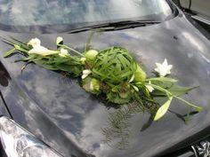 decoration voiture de mariage