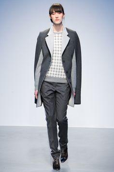 Richard Nicoll | Fall 2014 Ready-to-Wear Collection | Style.com #Minimalist #Minimalism #Fashion