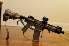 SBR would be nice in a 9mm