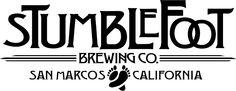 Stumblefoot Brewing Co. 1784 La Costa Meadows Dr #103 San Marcos, CA 92078