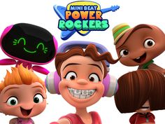 Los contenidos on demand de Discovery Kids entre los favoritos - TV Paga | Newsline Report Fake Baby, George Pig, Baby Rocker, Rockers, Baby Boy Shower, Boy Birthday, Mickey Mouse, Party, Little Girls