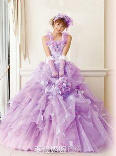 小倉優子、ウェディングドレス ...