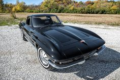 This 1964 Chevrolet Corvette Fuelie has a 327 C. Chevrolet Corvette, Old Corvette, Classic Corvette, Corvette For Sale, Chevy, Used Cars And Trucks, Trucks For Sale, Auburn, 2nd Hand Cars