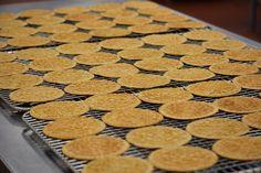 Mmmmm, gluten & grain free pizzelles! Made from Richard's Favorite Waffle and Pancake Mix.