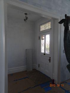 Entryway - Front Door - West