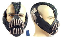 Batman: Voice Changing Bane Mask