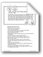'Sarah, Plain and Tall'. Download it at Examville.com - The Education Marketplace. #scholastic #kidsbooks @Karen Echols #teachers #teaching #elementaryschools #teachercreated #ebooks #books #education #classrooms #commoncore #examville
