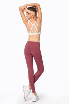 e3e4e44504 US $29.29 |Aliexpress.com : Buy Sports Pants Women Pocket High Waist Mesh  Sexy Yoga Pants Push Hip Athletic Running Stretch Breathable Trousers  Leggings New ...