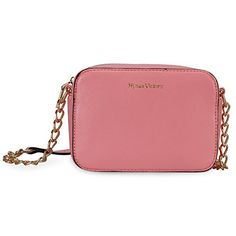 Hynes Victory Women Mini Cross Body Bag Pink -- Details can be found by clicking on the image.Note:It is affiliate link to Amazon.
