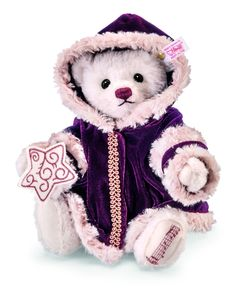 """Steiff USA Online Shop - Christmas Teddy Bear With Music Box EAN 034749 