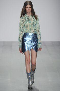 Felder Felder womenswear, spring/summer 2015, London Fashion Week
