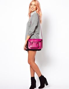 Leather Satchel Company 11'' Berry Satchel $124.59