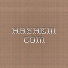 hashem.com