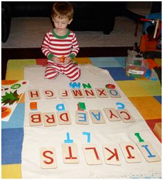 Apparier les lettres