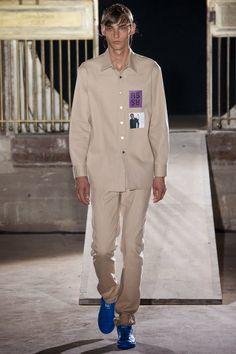 #Menswear #Trends RAF SIMONS Spring Summer 2015 Primavera Verano #Tendencias #Moda Hombre