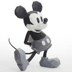 POLYGO Mickey Mouse GREY