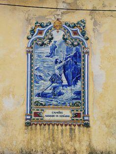 Azulejos Portugueses Viana do Castelo - JL - 2013