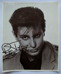 Autographed Photo of Roger Taylor (Duran Duran) | Luvdby - discover. share. collect