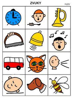 Pro Šíšu: Zvuky - Logopedie Archive, Playing Cards, Album, Logos, Stage, Speech Language Therapy, Autism, Playing Card Games, Logo