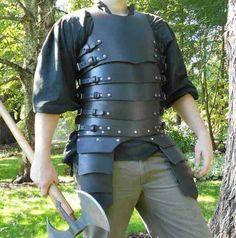 Znalezione obrazy dla zapytania leather reinforced with metal