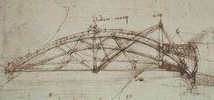 Water and Land Machines - Leonardo Da Vinci (1452-1519) Drawings Album