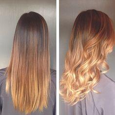 Newest hair color concepts