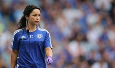 Chelsea doctor Eva Carneiro leaves post and considers legal action - http://footballersfanpage.co.uk/chelsea-doctor-eva-carneiro-leaves-post-and-considers-legal-action/