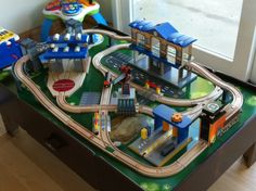 The Imaginarium City Central Train Table a ToysRUs exclusive lets ...